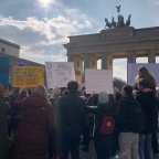 March for Our Lives in Berlin